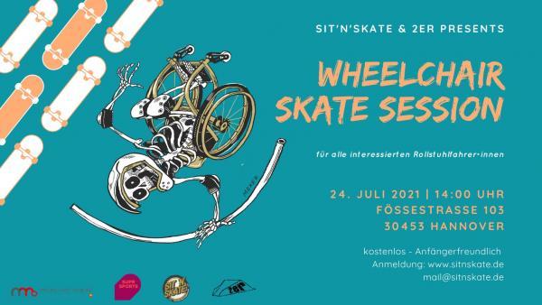 WCMX Plakat für Veranstaltung - Infolink weiter unten