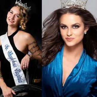 Miss America & Ms. Wheelchair Virginia discuss Ehlers Danlos syndrome